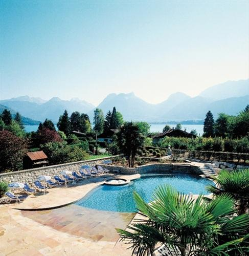 Talloires France  City pictures : Hotel Les Grillons, Talloires, France | SNO summer holidays