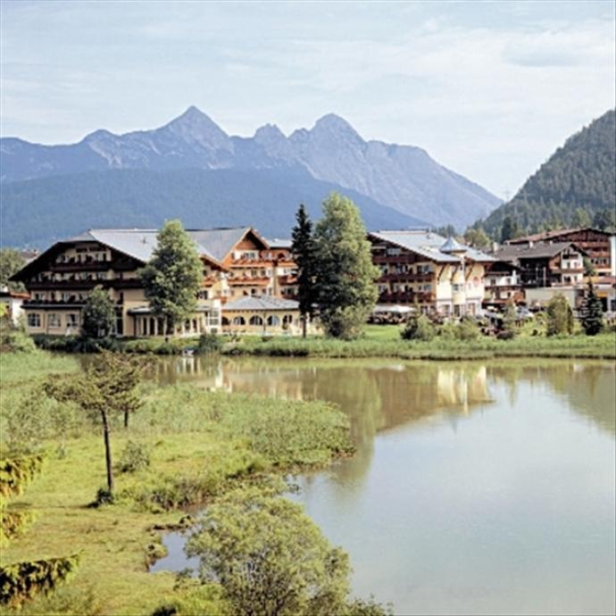 Seefeld Austria  city photos : Hotel Seespitz, Seefeld, Austria