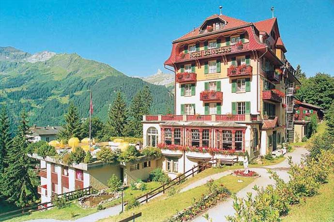 Hotel Belvedere Wengen Reviews