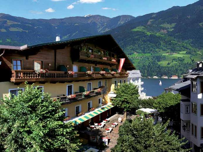 Hotel fischerwirt zell am see austria sno summer holidays for Designhotel zell am see