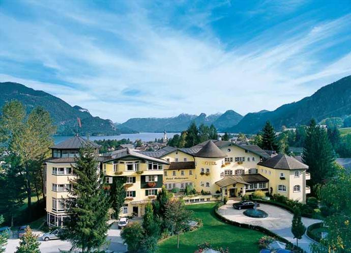 Hotel Hollweger St Gilgen Austria