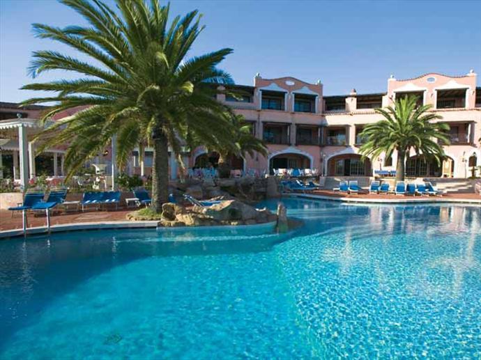 Hotel Le Palme Porto Cervo
