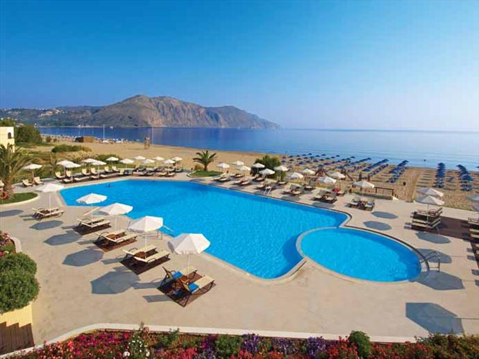 Hotel Pilot, Georgioupolis, Crete, Greece | SNO summer holidays
