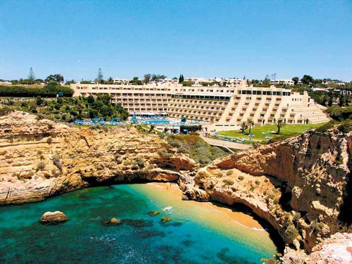 Hotels Near Carvoeiro Portugal