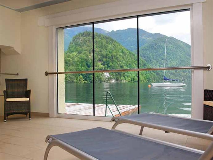 Hotel Billroth St Gilgen Austria