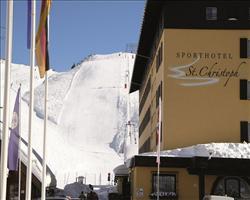 Chalet Hotel St. Christoph
