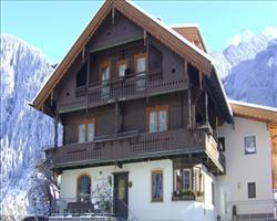 Mayrhofen Snow Houses