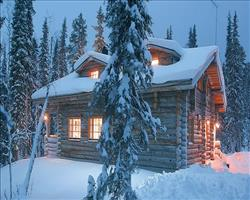Yllas Log Cabins (Santa Break)