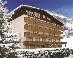 Chalet Hotel Les Cimes