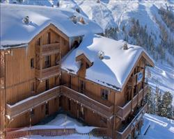 Balcons de Belle Plagne Apartments