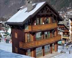 Chalet Mâtine Apartments