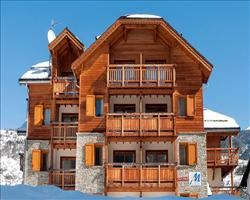 Chalet Eterlou Apartments
