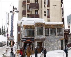 Chalet Hotel Le Curling