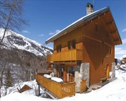 NEW Chalet Côte d'Arlin