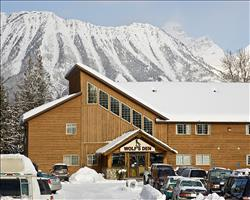 Fernie Slopeside Lodge