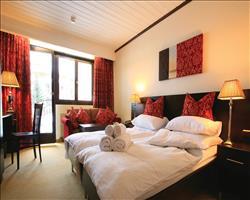 Chalet Hotel Rosanna