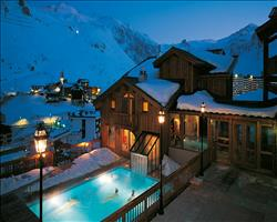 Hotel Village Montana (Le Lac)