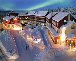 Crazy Reindeer Hotel (Santa Breaks)