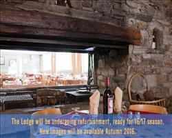 (Ski Lodge) The Lodge