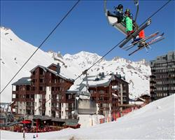 Le Rond Point des Pistes Apartments