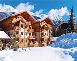 Le Hameau du Rocher Blanc Apartments