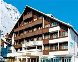 Hotel Alpina and Sonnberg Annexe (Obergurgl)