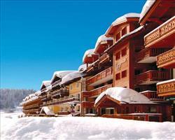 Chalet Hotel Coq De Bruyere