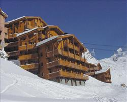 Chalet Abricot