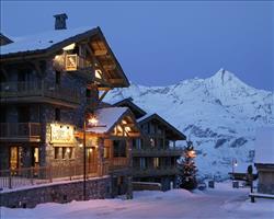 (Ski Lodge) Aigle