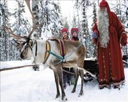 Santa Adventure Week Salla