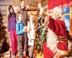 Santa Adventure Week Levi