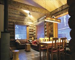 Ruka Log Cabins 4*
