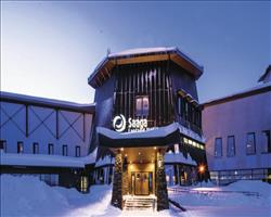 Saaga Hotel and Snow Village Week