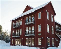 Fallmoran Apartments, Vemdalsskalet