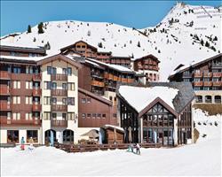 Hotel La Montagne des Génisses, Belle Plagne