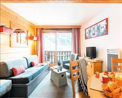 Les Crêts Apartments, Mottaret