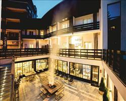 Le Roc Noir Hotel, La Salle le Alpes