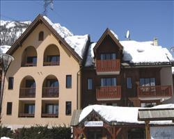 Residence l'Alpaga, Villeneuve