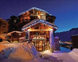 Hotel Les Campanules, Tignes le Lac