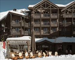Hotel Le Fitz Roy