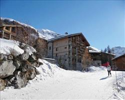 Chalets de Jardin Alpin
