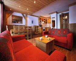 Cime Des Arcs Apartments, Arc 2000