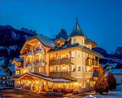Hotel Sas Morin, Pozza di Fassa