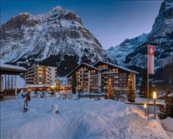 Hotel Sunstar, Grindelwald