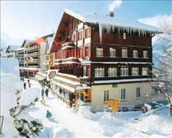 Hotel Bernerhof, Wengen