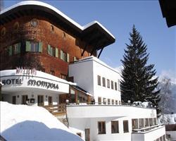 Chalet Hotel Montjola