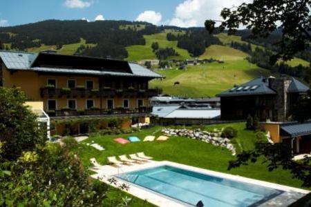 Hotel Saalbacher Hof Saalbach Austria
