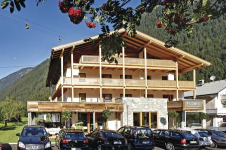 Huber Boutique Hotel Mayrhofen Austria