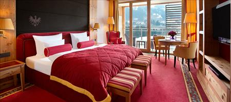 Kempinski Hotel Das Tirol, Kitzbuhel