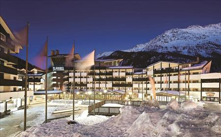 Planibel Apartments, La Thuile